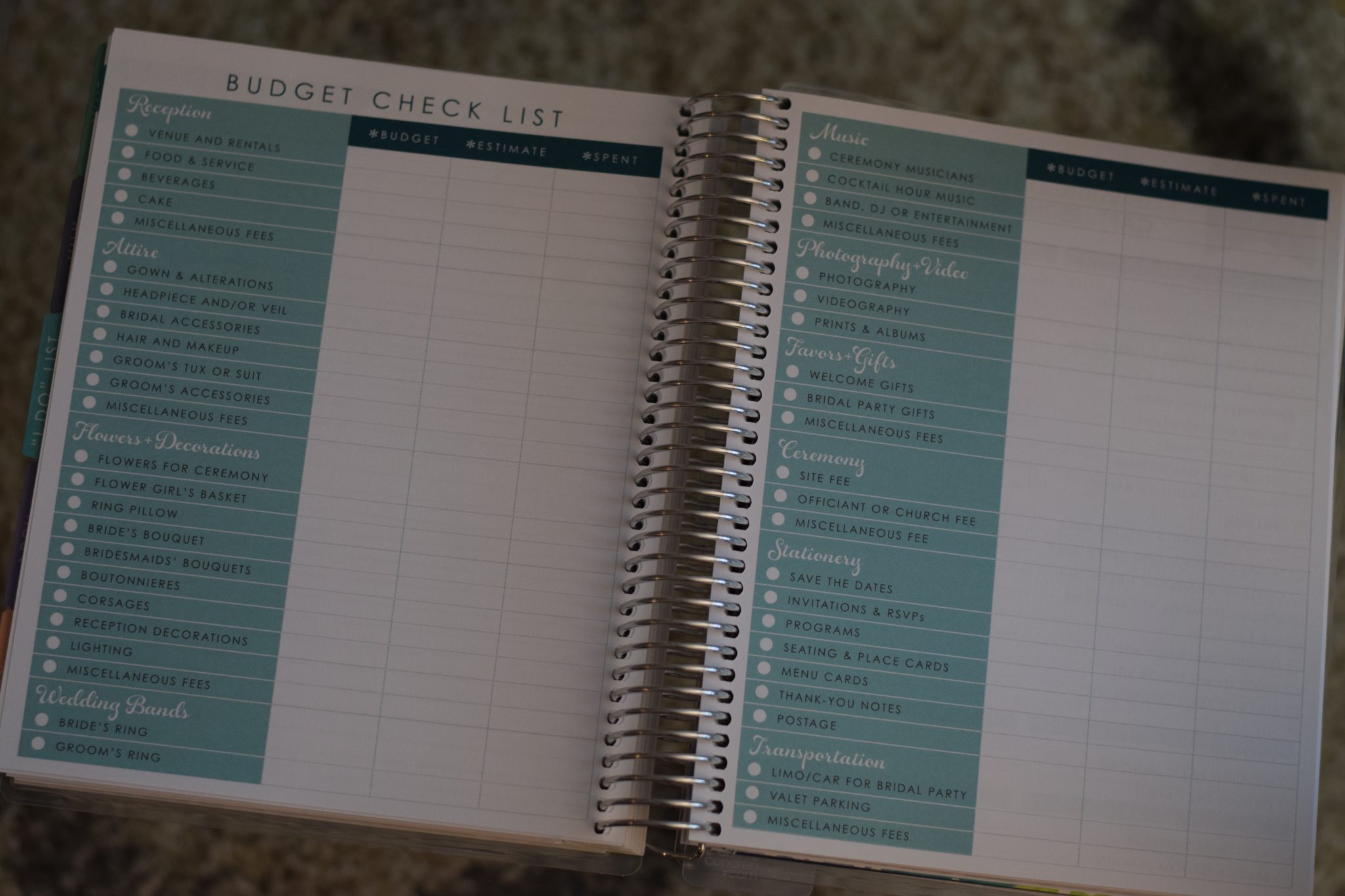 wedding planning: the first 30 days | Out & About